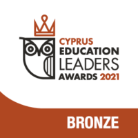 Cyprus Education Awawrds 21_Stickers_BRONZE